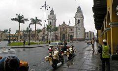 Lima: la Cattedrale