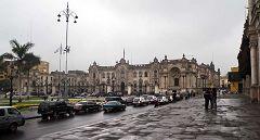 Lima:palazzo del governo