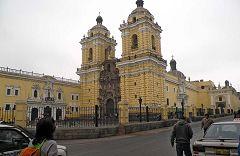 Lima: Cattedrale di San Francesco