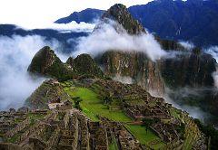 Machu Picchu Tempio del Sole