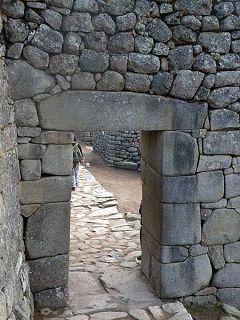 Machu Picchu: ingresso