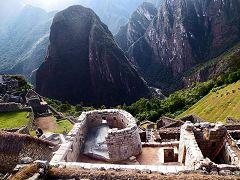 Machu Picchu: tempio del sole