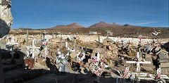 Parinacota: cimitero