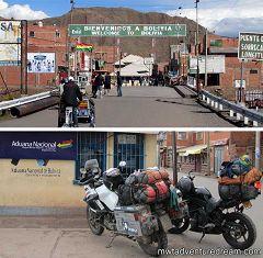 Peru-Bolivia: dogana