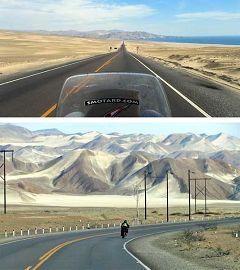 Peru: Ruta 001