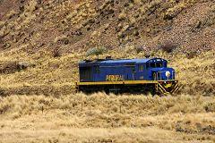 On the road: da Puno a Cusco