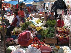 Pisac, il mercato