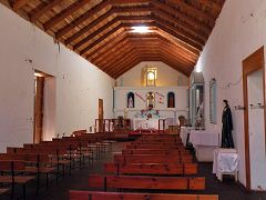 Poconchile: Iglesia San Geronimo