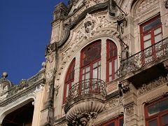 Un balcone barocco