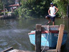 L'attraversamento de Rio Preguicas