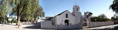 San Pedro de Atacama: chiesa
