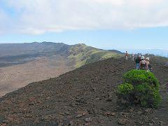 Vulcano Sierra Negra (Isabela)