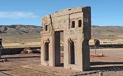 Tiwanaco: sito archeologico