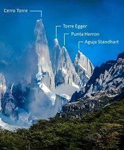 Torre Egger e Cerro Torre