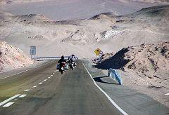 On The Road: verso Parinacota