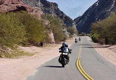 On The Road: verso Salta