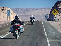 On The Road: verso Calama