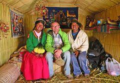 Titicaca: Uros