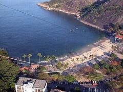 Spiaggia Vermelha