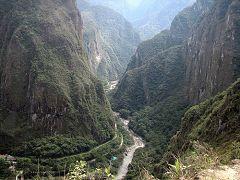 Salita al Machu Picchu